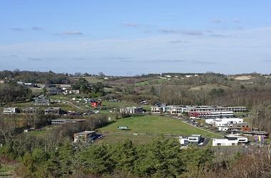 Terrains à vendre à Cré@vallée, parc d'activités économiques dans l'agglomération de Périgueux